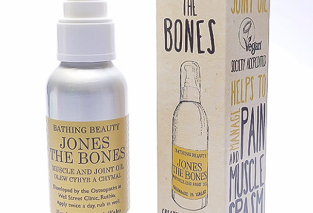 Muscle and Joint Oil - Jones the Bones