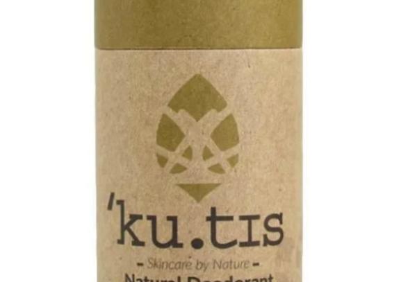 Deodorant Natural Beeswax - Lemongrass & Tea tree