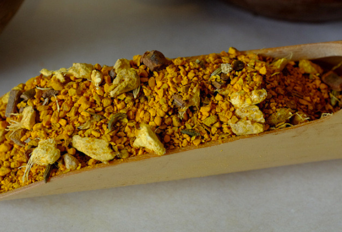 Turmeric and Ginger Blend loose leaf tea