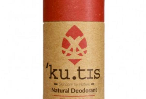Deodorant  Natural Beeswax - Grapefruit & Rose