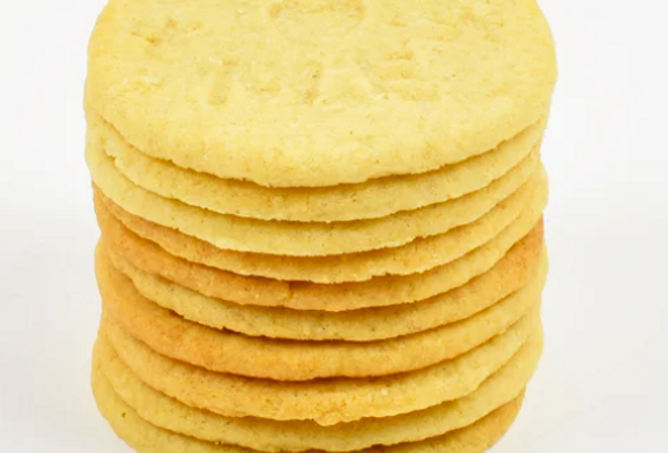Shortbread biscuits - Lemon and Lime  140g