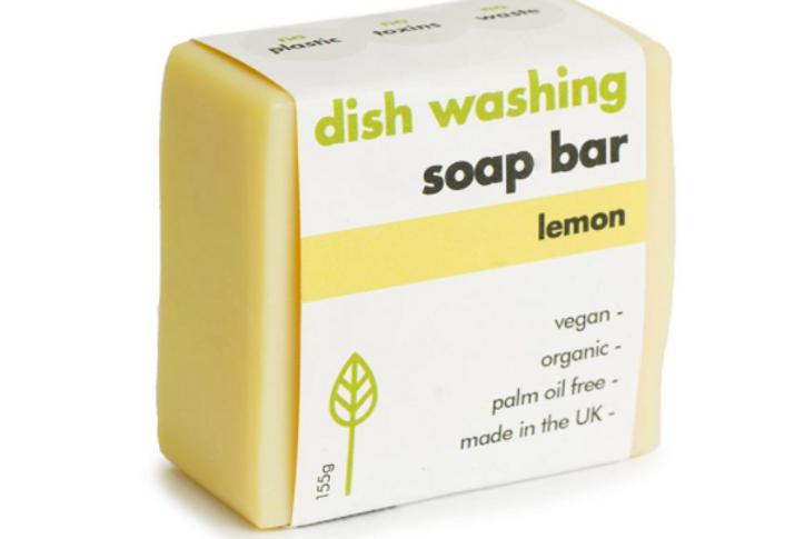 Washing-Up Soap Bar - Lemongrass (100g)
