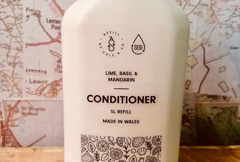Conditioner - Lime, Basil & Mandarin
