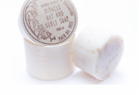 Soap - Oat and Honey miracle soap for super sensitive skin