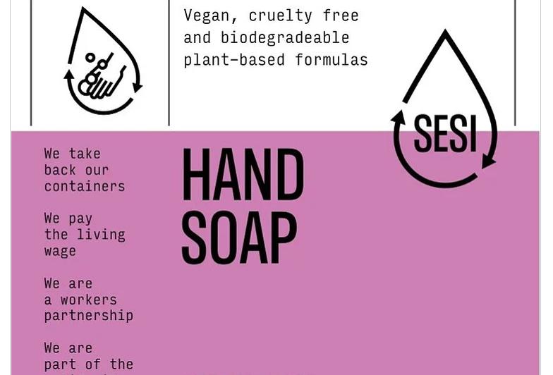 Hand soap - English Rose
