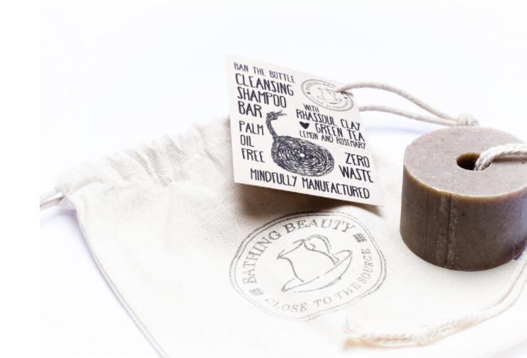 Shampoo (Nourishing) soap on a rope 100g