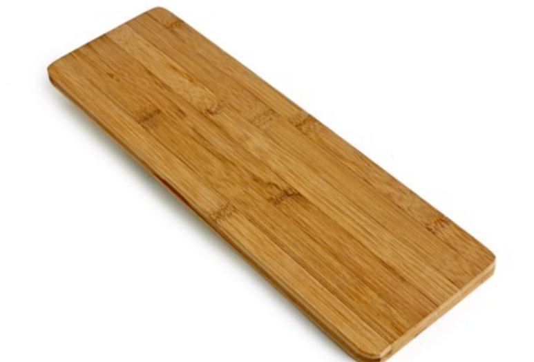 Bamboo chopping board - long rectangular