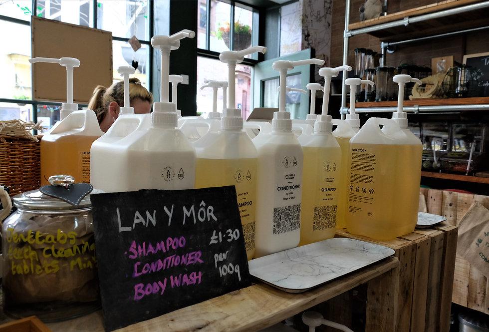 Shampoo - Lan y Mor