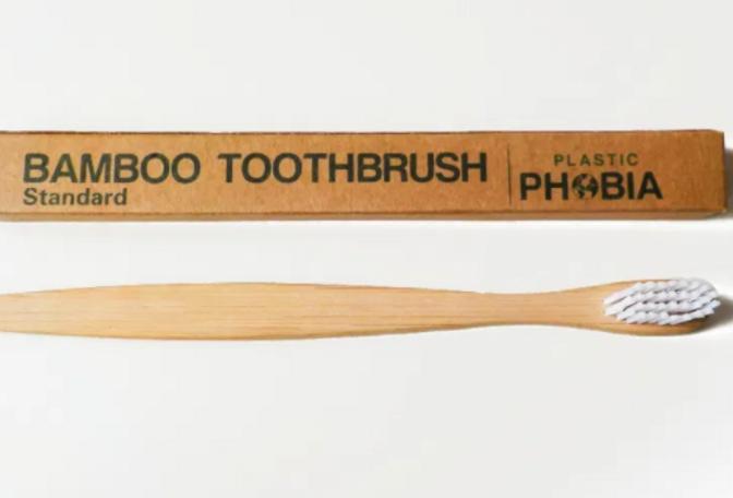 Bamboo Toothbrush Adult (standard)