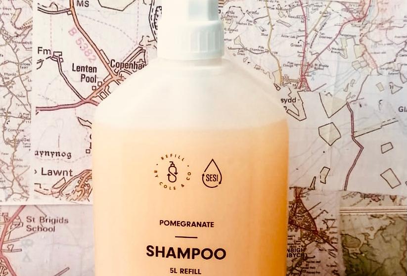 Shampoo - Pomegranate