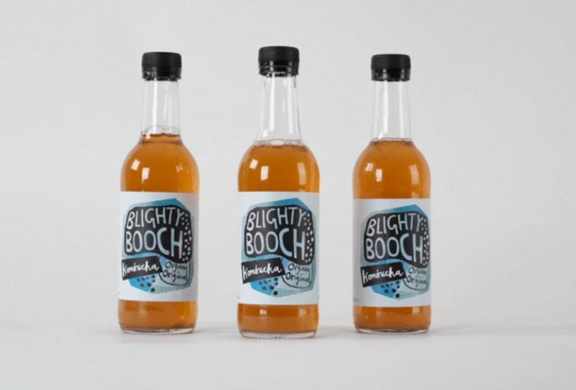 Blighty Booch organic Original