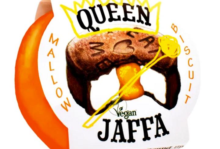 Orange Round Up  Biscuit