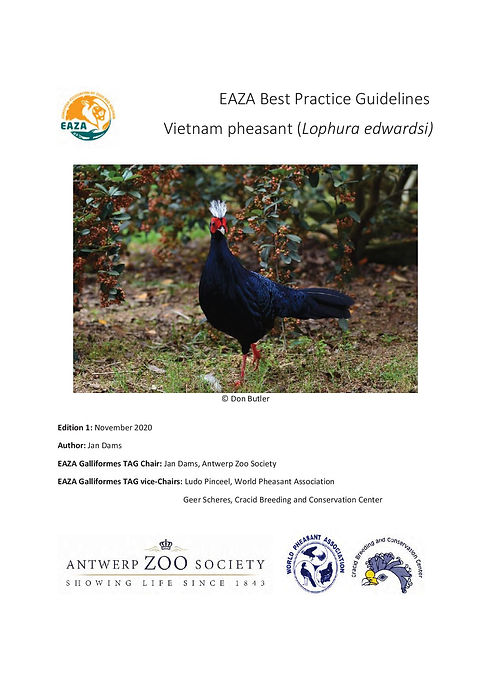 2020-Vietnam-Pheasant-Best-Practice-Guid