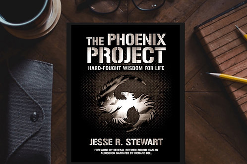 The Phoenix Project: Hard-fought Wisdom