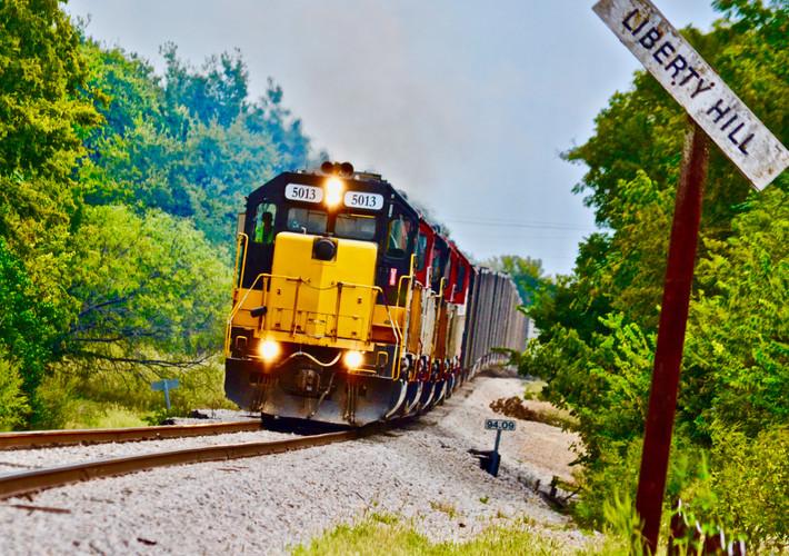 Liberty Hill Train