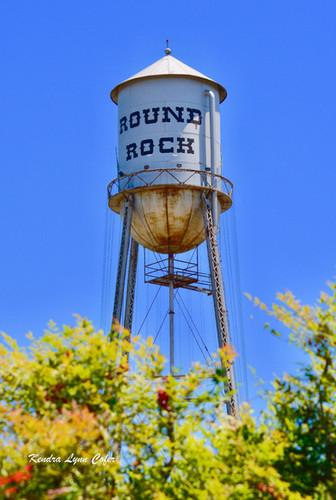 Round Rock Water Tower