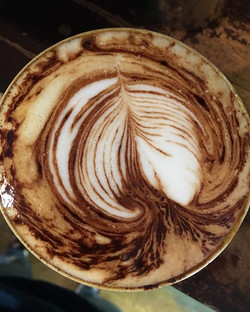 #thisishowwedoit #latteart serving coffee, brunch, lunch and smiles to cheer up your rainy Saturday