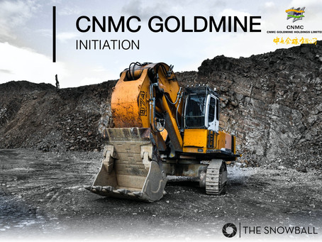 CNMC Goldmine | Initiation