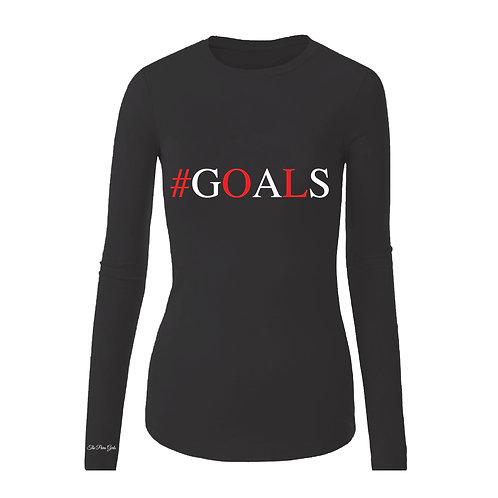 DELTA GOALS T-Shirt (Long Sleeve)