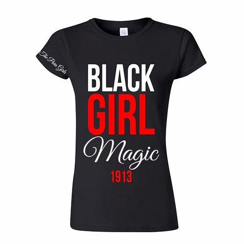 Black Girl Magic -DELTA