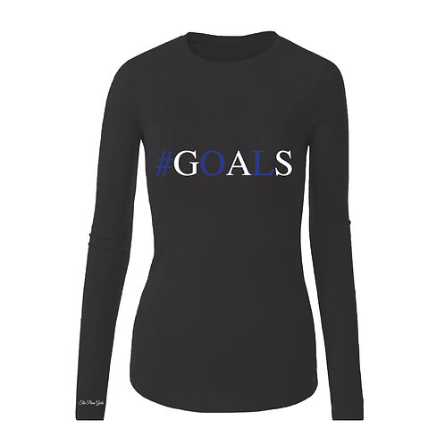 ZETA GOALS T-Shirt (Long Sleeve)