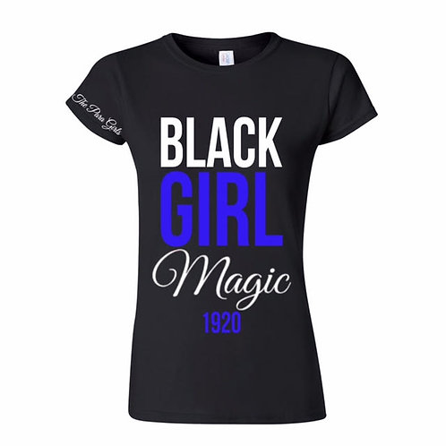 Black Girl Magic- ZETA
