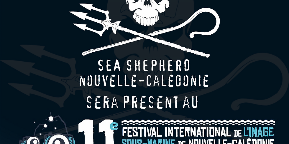 Sea Shepherd au Festival de l'Image Sous Marine