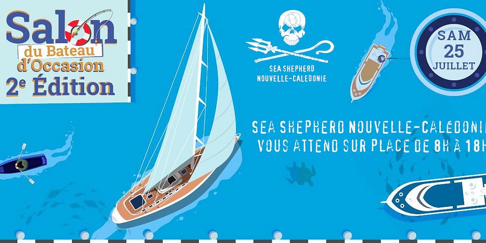 Sea Shepherd @ Salon du Bateau d'Occasion