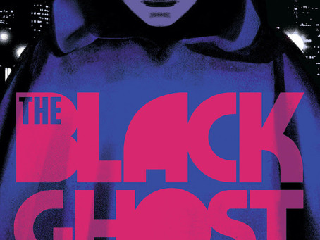 THE BLACK GHOST HARD REVOLUTION is coming to comic shops and bookstores!