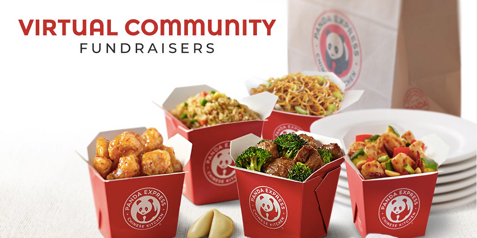 Order from Panda Express for Scholarships