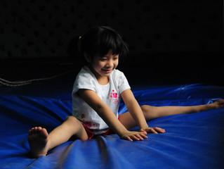 帶孩子一起玩出體力與自信