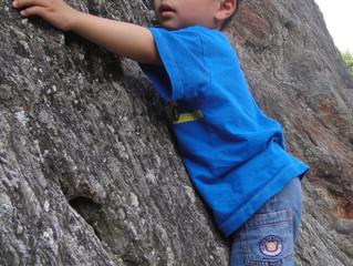 攀岩小辭典:上方確保,先鋒攀登和抱石