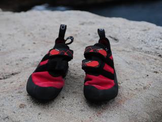如何挑選孩子的第一雙攀岩鞋