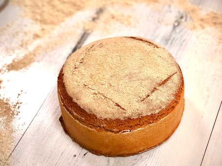 Karakılçık Ekmeği (Ekşi Mayalı)