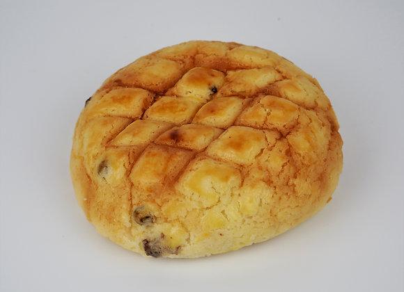 Milky Butter Pineapple Bun 奶酥菠蘿麵包