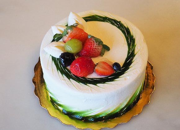 Matcha Cake 抹茶蛋糕