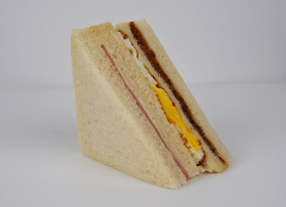 Pork Sung Egg Sandwich 肉鬆蛋三明治