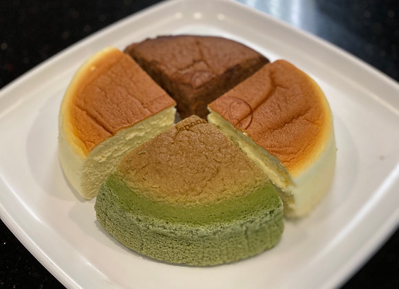 Slice of Cheesecake 一片輕乳酪蛋糕