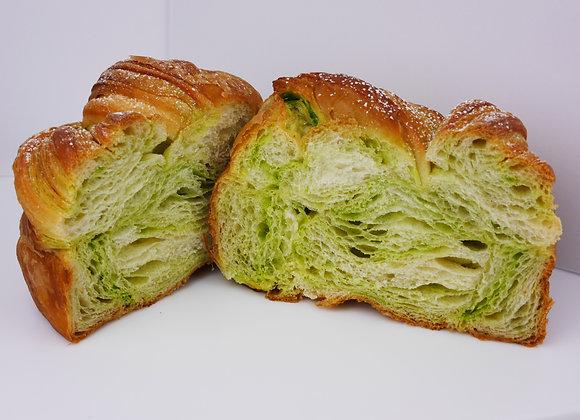 Matcha Croissant 抹茶可頌
