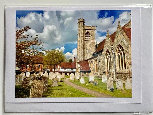 Welwyn - St. Mary's Church