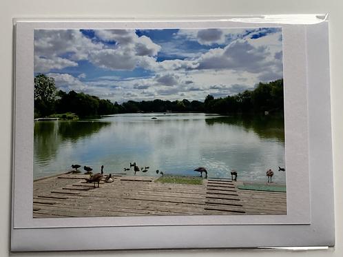Welwyn Garden City - Stanborough Park