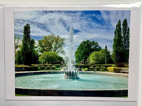 Welwyn Garden City - Parkway Fountain