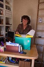 Laure Thomas Aide administrative et comptable à domicile