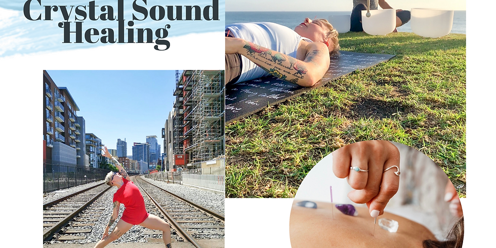 Yoga with Acupuncture and Sound Healing