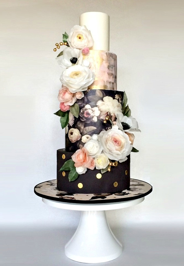 Wedding cakes in Northamptonshire