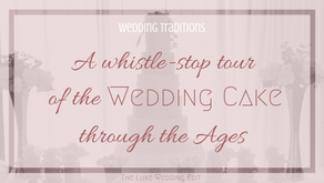 Wedding Traditions – The Wedding Cake