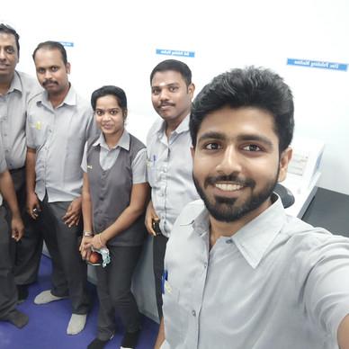 Product Development Team @ Axles India