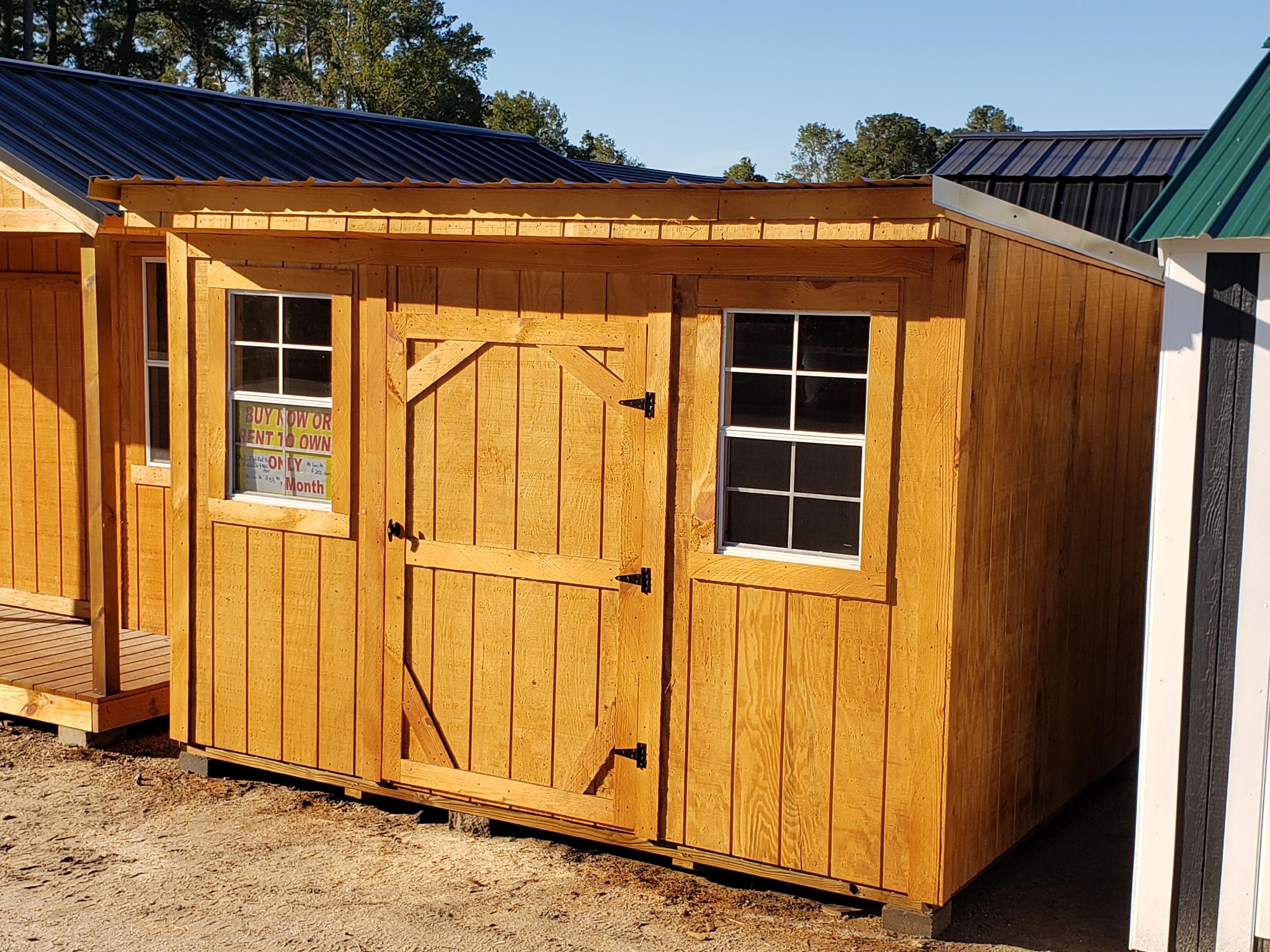 Garden/Storage Building