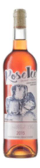 Vignoble d'Oka RoseIce vin rose