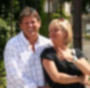Vignoble d'Oka proprietaires Michel Levac Diane Normandin